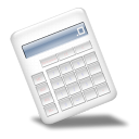 calculatora Black icon