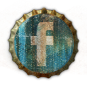 Sn, Facebook, social network, Social DarkSlateGray icon