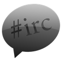 irc DarkSlateGray icon