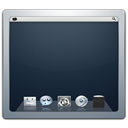 Desktop DarkSlateGray icon