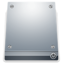 drive DarkGray icon