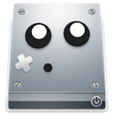 drive, isaac DarkGray icon