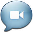 talk, speak, Comment, Chat CadetBlue icon