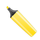 yellow, stabilo Black icon