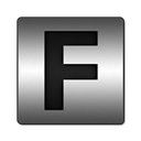 Logo, Fark Black icon