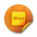 Diigo, Logo, square Black icon