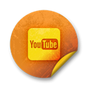 you, tube Black icon
