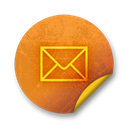 Message, mail, Letter, envelop, Email Black icon