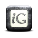 igooglr, Logo, square Black icon