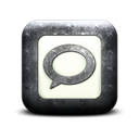 Logo, square, Technorati Black icon
