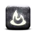 Logo, Feedburner Black icon