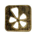 Yelp Black icon
