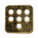 square, Logo DarkOliveGreen icon
