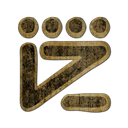 Izeby Black icon