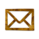 Email, Letter, Message, mail, envelop Black icon