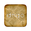 Logo, Diigo, square DarkKhaki icon