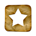 square, Diglog Black icon