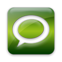 square, Technorati, Logo Black icon