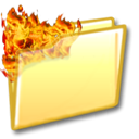 document, hot, paper, File Khaki icon