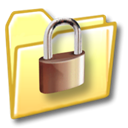 locked, security, Lock Khaki icon