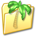 palm Khaki icon