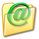Letter, Message, Email, mail, envelop Khaki icon
