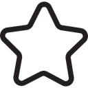 shapes, Stars, Favorite, Favourite, night Black icon