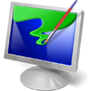 Vista Black icon