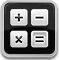 calculation, Calc, calculator DarkSlateGray icon