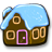 house, Home, Building LightSkyBlue icon