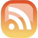 Rss, subscribe, feed SandyBrown icon