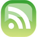 subscribe, feed, Rss DarkKhaki icon