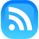 feed, Rss, subscribe DodgerBlue icon