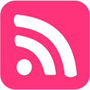 feed, subscribe, Rss DeepPink icon