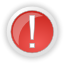 Alert, wrong, Error, warning, exclamation DarkSlateGray icon