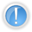 Error, wrong, Alert, warning, exclamation DarkSlateGray icon
