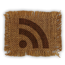 feed, Rss, subscribe SaddleBrown icon