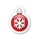 christmas, xmas Black icon
