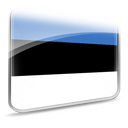 dooffy, flag, Design, Estonia Black icon