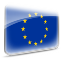 flag, Design, european, union, dooffy DarkBlue icon