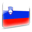 slovenia, dooffy, Design, flag Blue icon