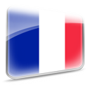 Design, dooffy, france, flag DarkBlue icon