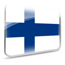 dooffy, Design, suomi, finland, flag MidnightBlue icon