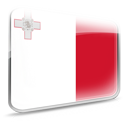 Design, Malta, flag, dooffy Crimson icon