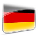 germany, dooffy, Design, flag Red icon