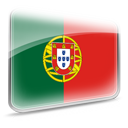 dooffy, flag, Design, Portugal Crimson icon