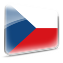 Design, dooffy, Czech, republic, flag Crimson icon
