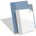 paper, document, File WhiteSmoke icon