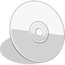 disc, save, Cd, Disk WhiteSmoke icon