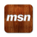 square, Logo, Msn SaddleBrown icon
